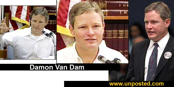 Damon Van Dam's testimony at trial in Danielle Van Dam murder case