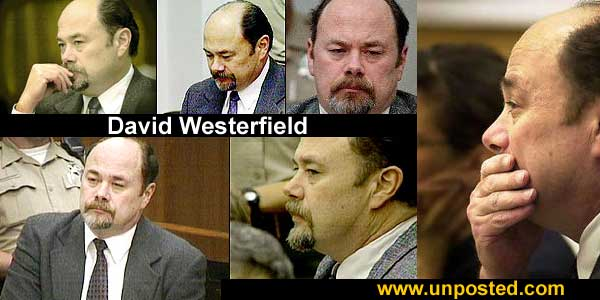 photos of David Westerfield at trial in the murder danielle van dam on Unposted.com